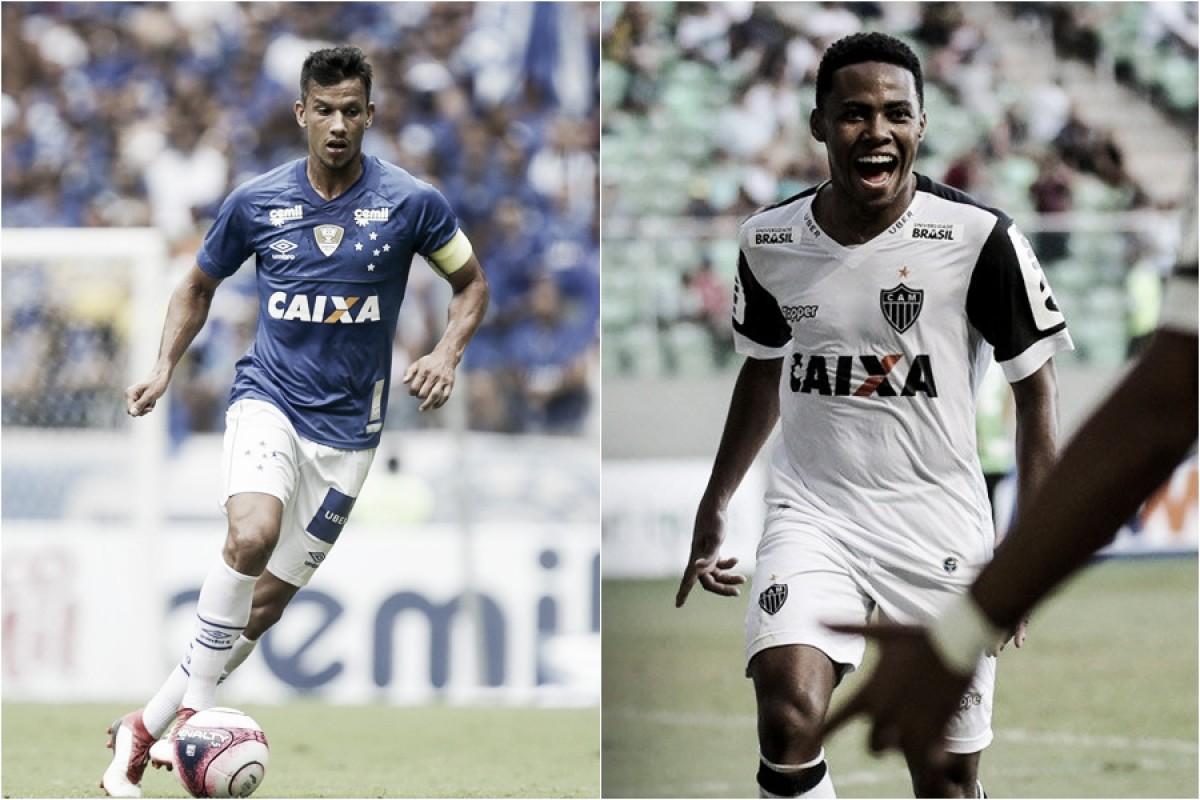 Cruzeiro e Atlético-MG seguirão com Caixa como patrocinador máster em 2018