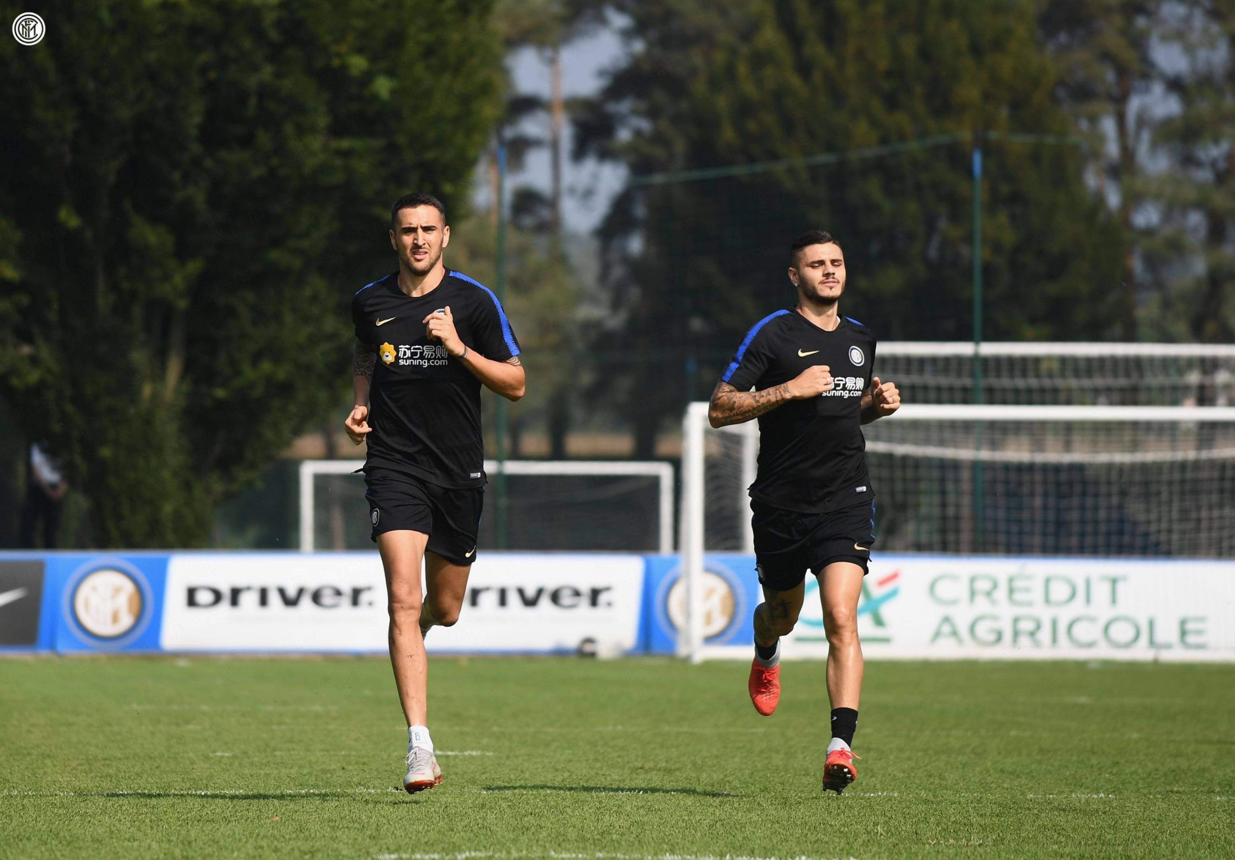 Ora la svolta in campionato: la Samp attende l'Inter nell'anticipo del sabato