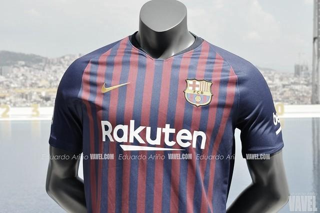 La nueva camiseta del FC Barcelona será presentada el 3 de junio