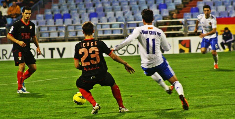 El Real Zaragoza entrenará en Sevilla el viernes