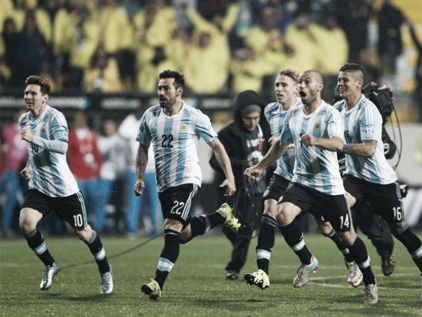 Argentina, che sofferenza. La medicina è il Brasile