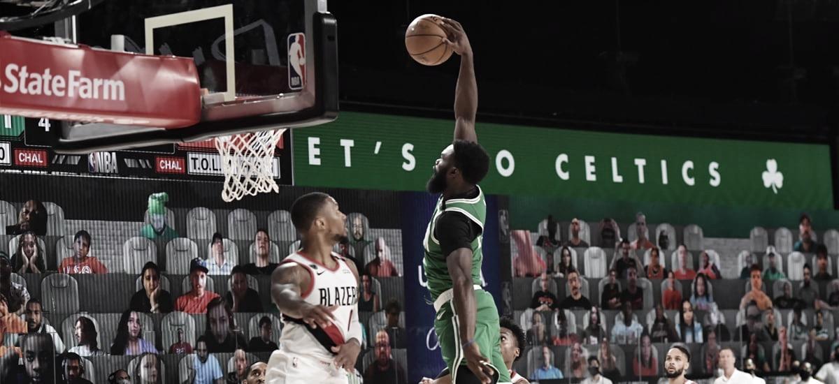 Crónica NBA: Tatum lidera a unos Celtics que supieron sufrir ante Portland