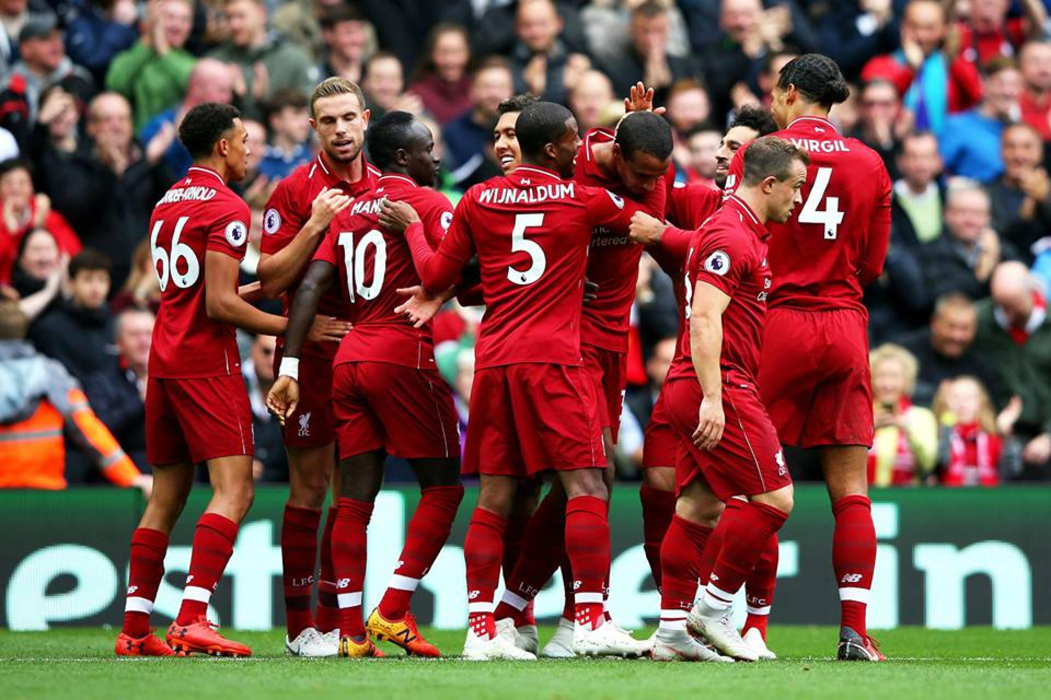 Premier - Il Liverpool è inarrestabile: 3-0 al Southampton e primato confermato a punteggio pieno
