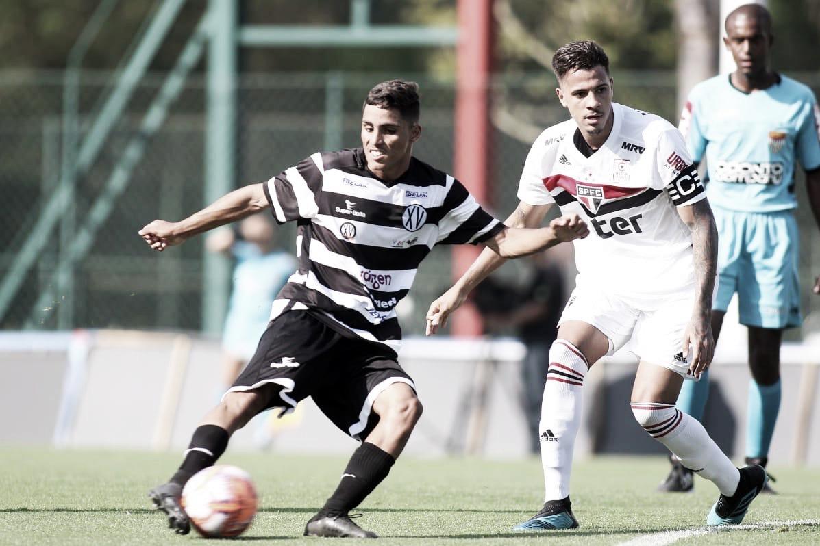 Promessa do XV de Piracicaba, Luan torce por retorno do futebol e sequência do estadual sub-20