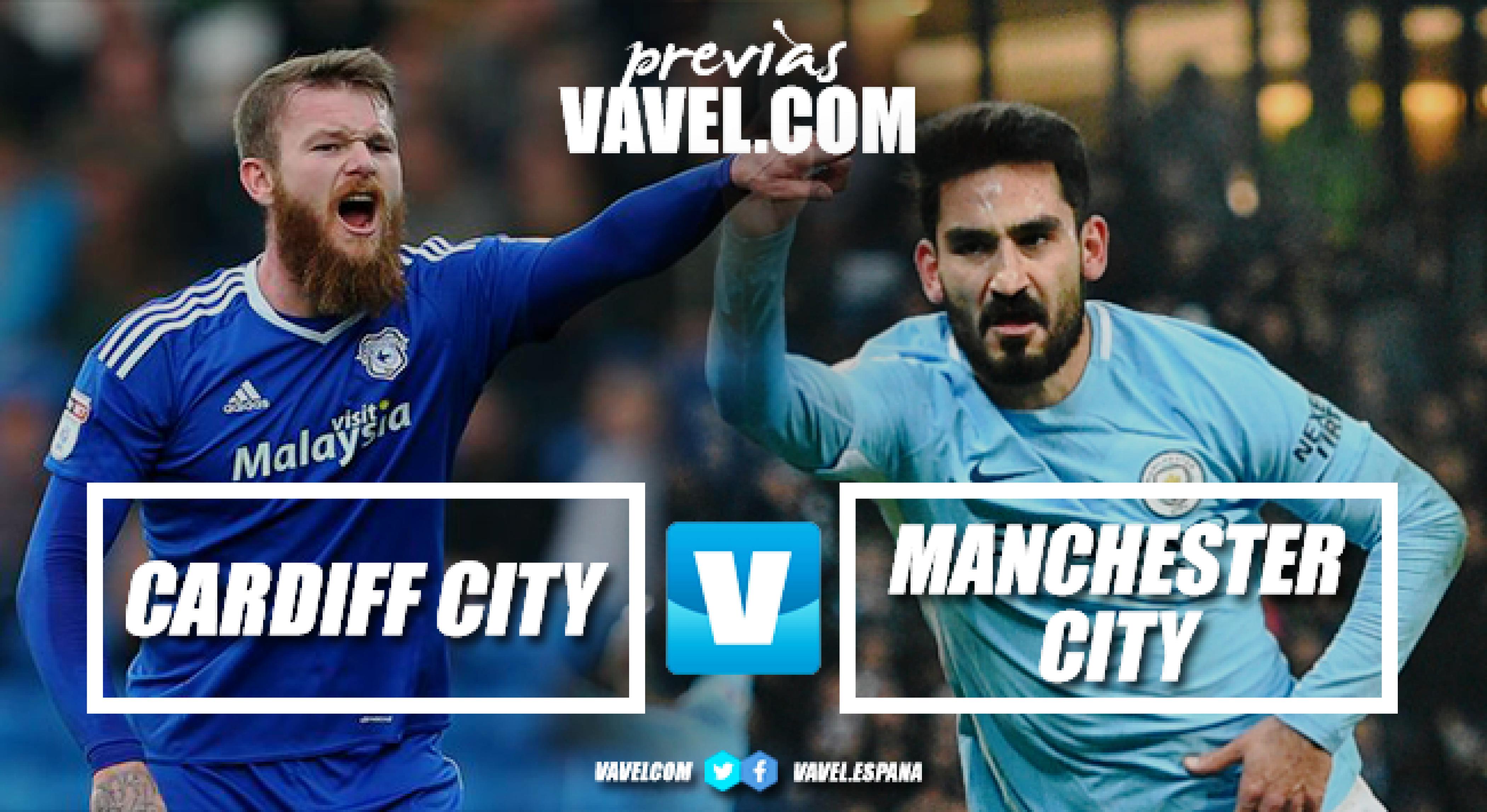 Previa Cardiff vs Manchester City: recuperar sensaciones