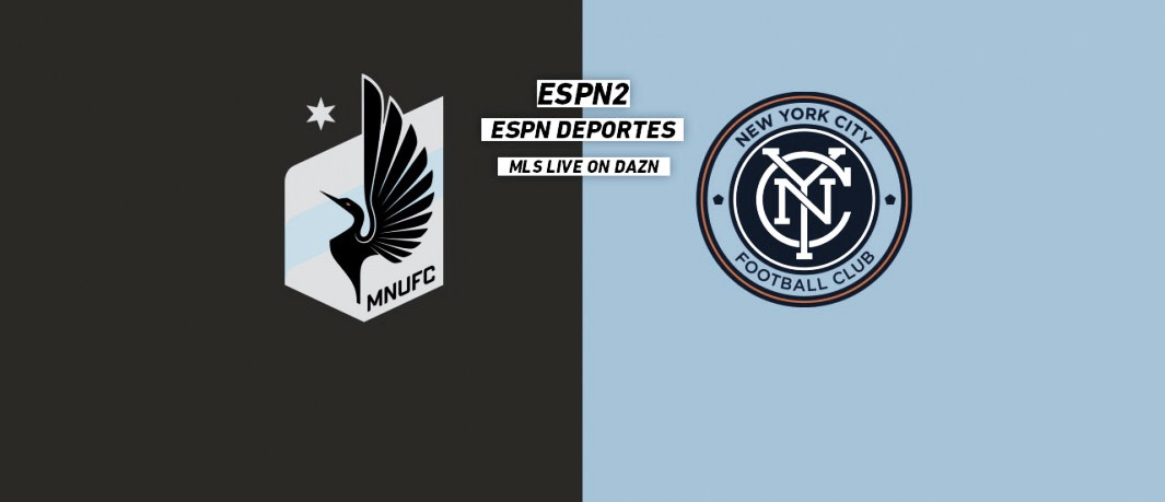 Previa Minnesota United FC – New York City FC: 'Welcome to the new edge'