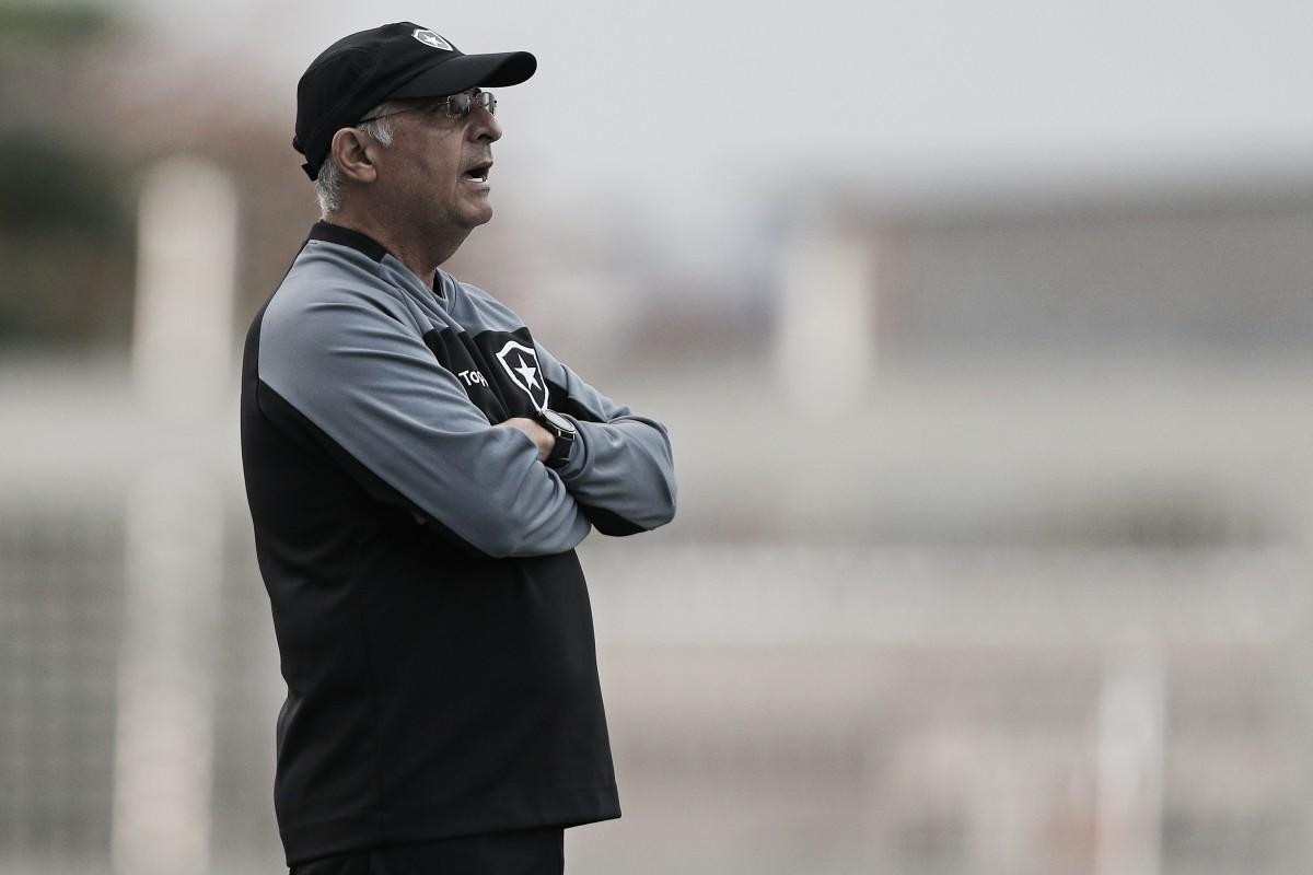 Marcos Paquetá planeja meta de classificar o Botafogo na Libertadores