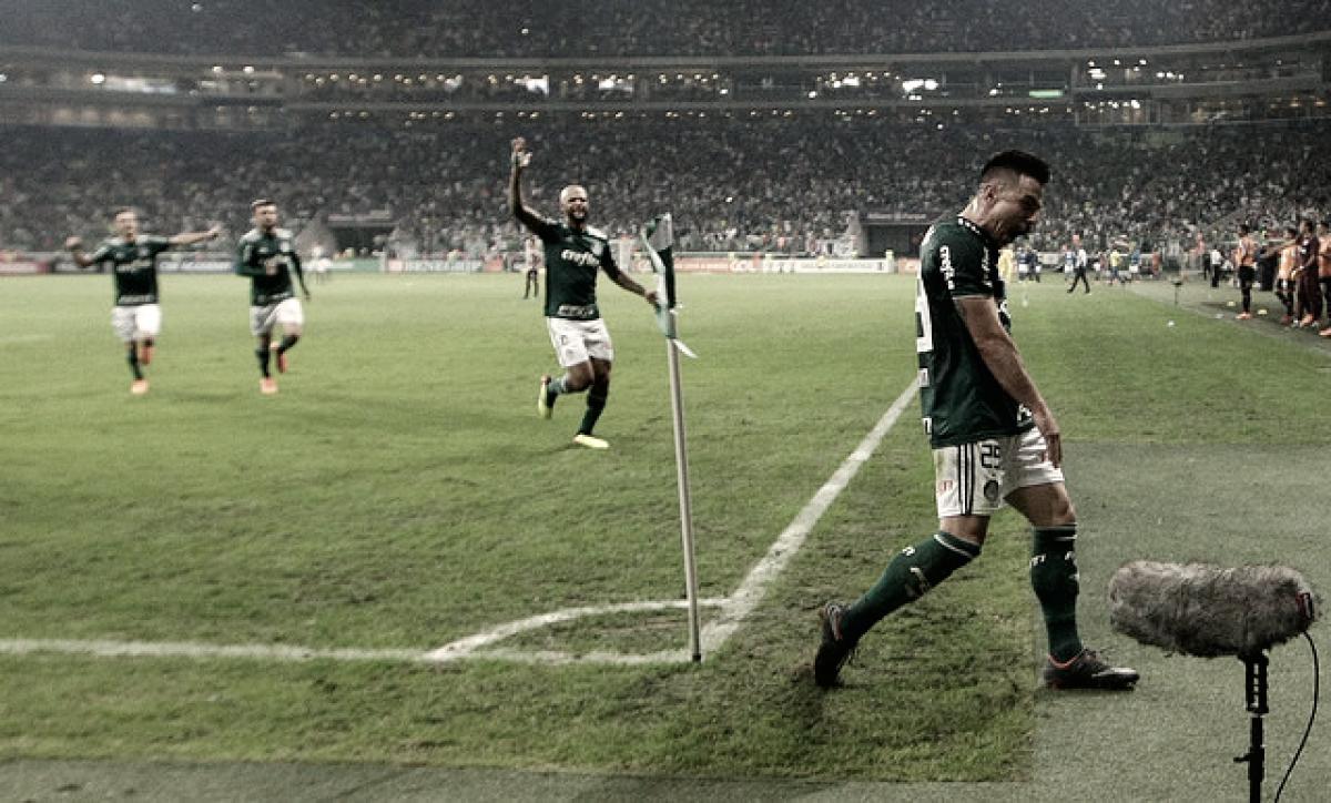 Palmeiras vence São Paulo por 3 a 1 pelo Campeonato Brasileiro