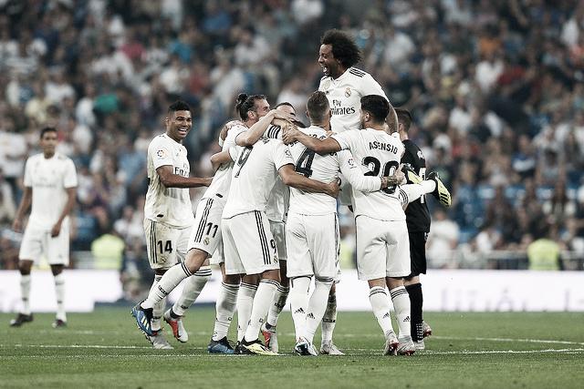 Los 19 jugadores blancos convocados frente al Leganés