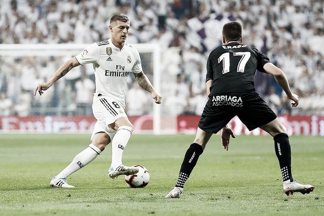 Horario y dónde ver el Real Madrid - Leganés