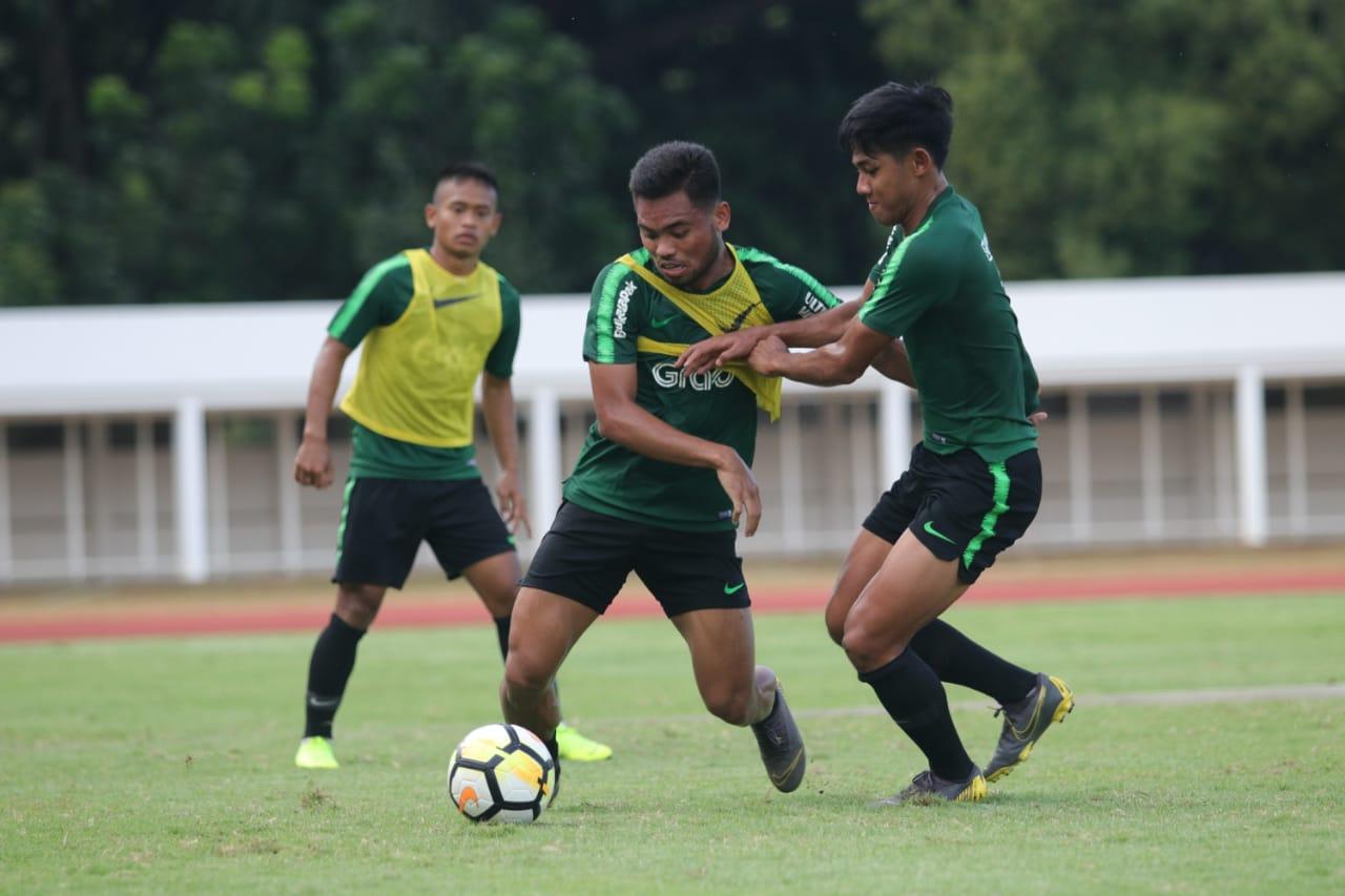 Saddil Ramdani Gabung Bersama Timnas U-23