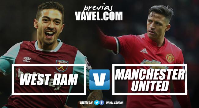 Previa West Ham vs Manchester United: una final para Mourinho