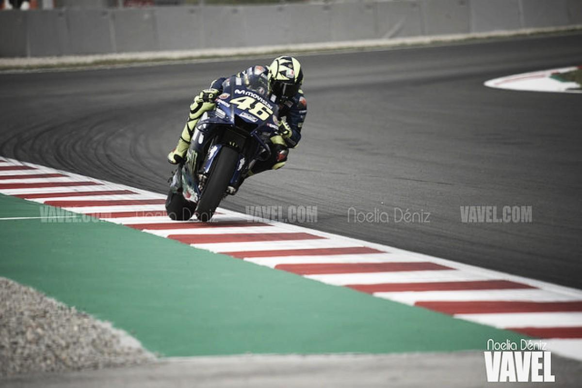 """Valentino Rossi: """"Tenemos que concentrarnos carrera tras carrera"""""""