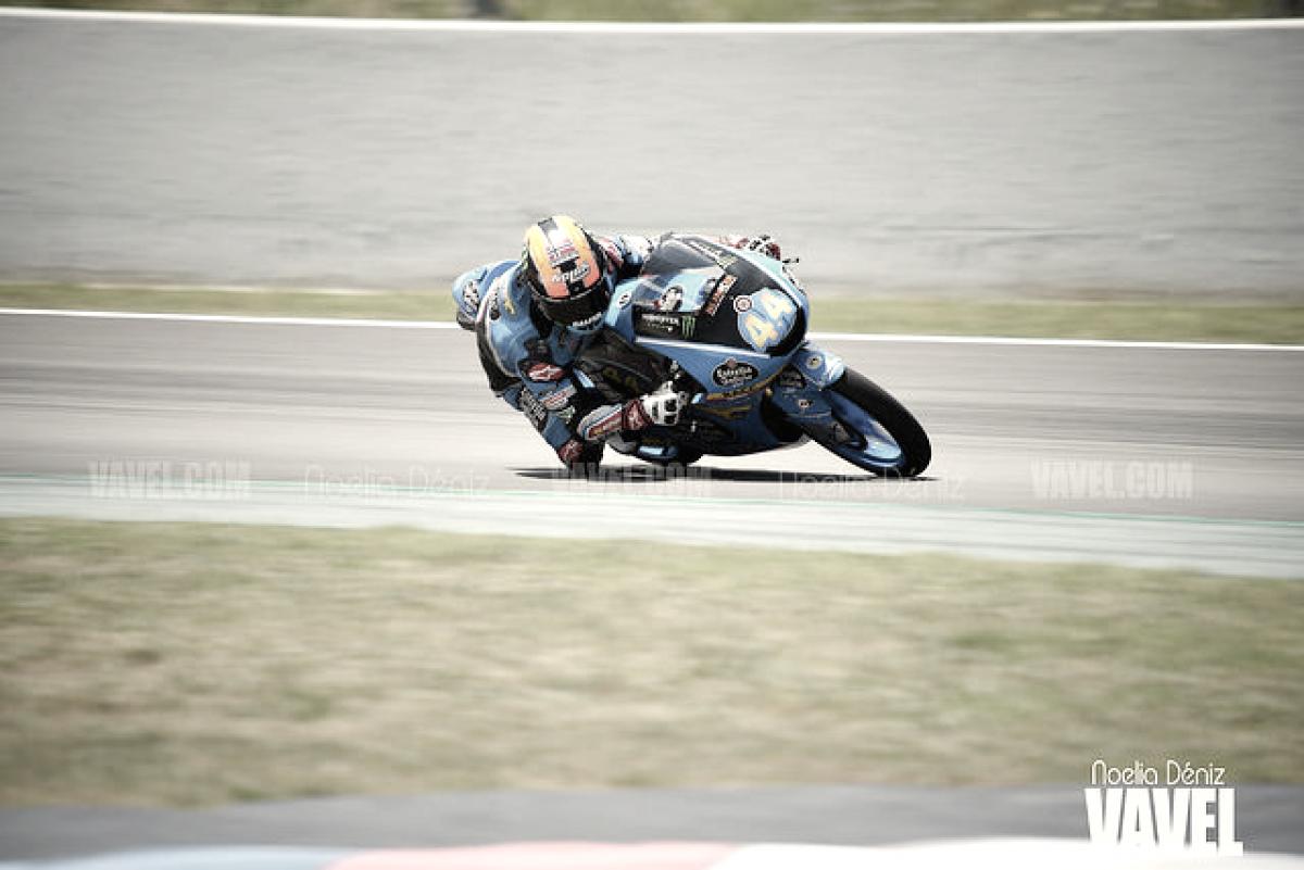 Moto3: terze libere nel segno di Bezzecchi