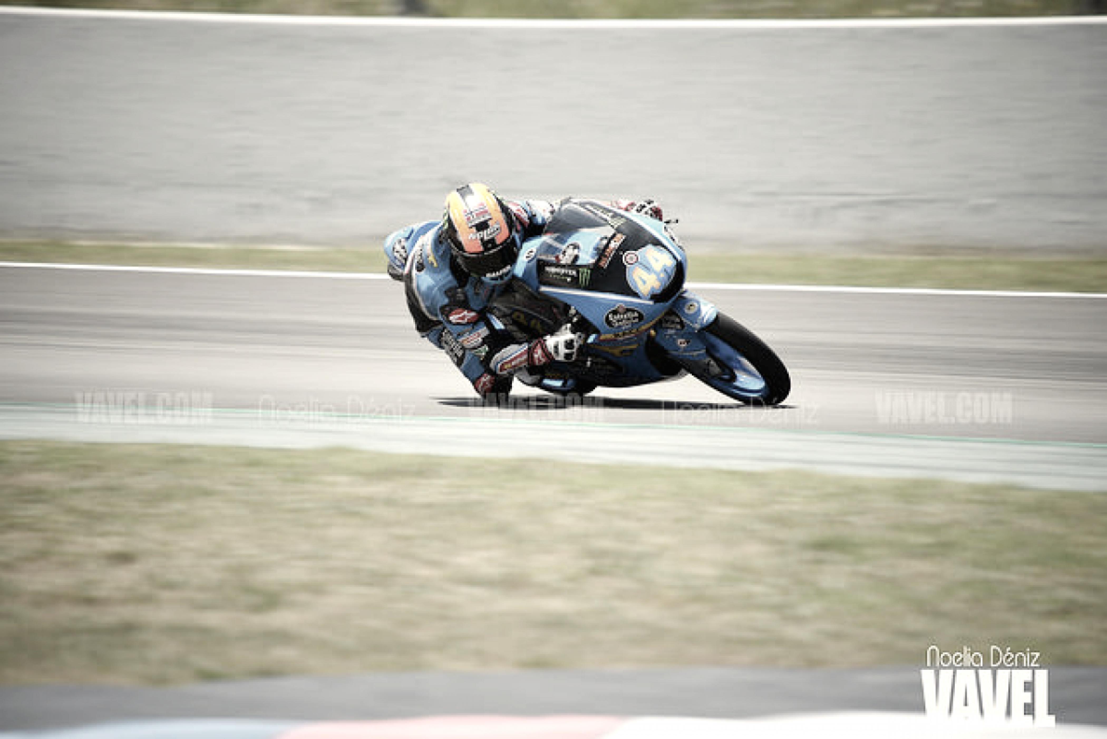Moto3- Riassunto delle sessioni di libere