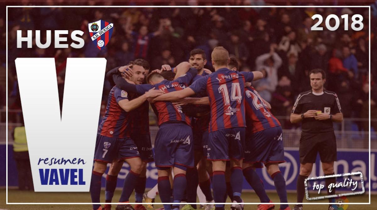Resumen Temporada 2017/2018: SD Huesca, un futuro ilusionante