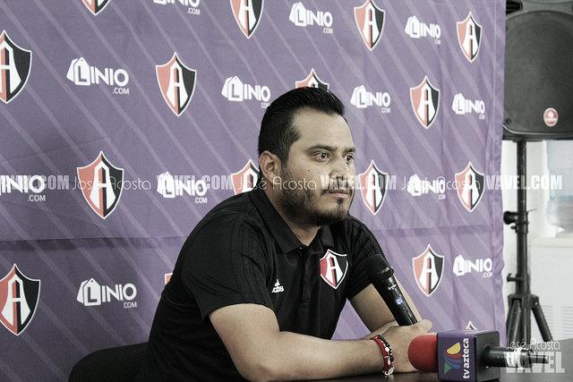 "Fernando Samayoa: ""No nos vamos a conformar con calificar"""
