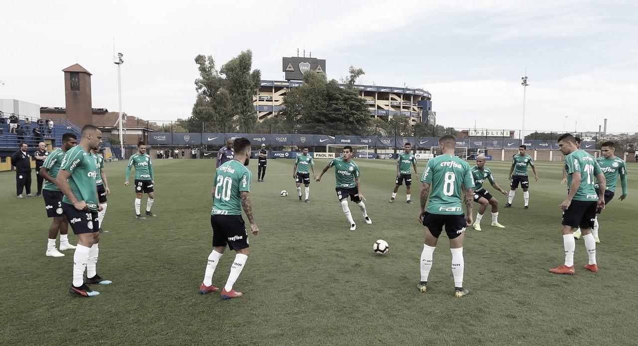 Sem artilheiros, Palmeiras enfrenta San Lorenzo pela Libertadores