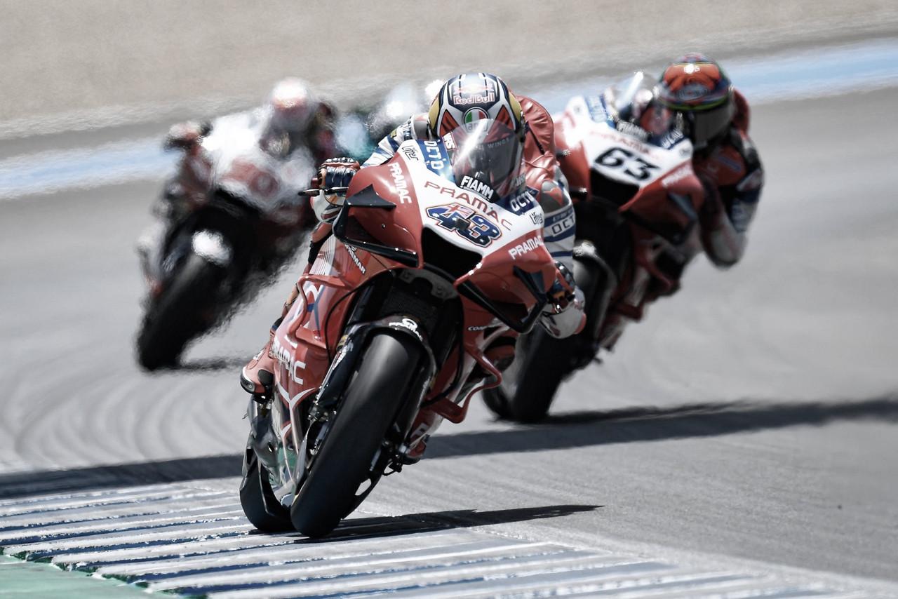 """Guidotti: """"Luca Marini tiene la madurez para dar el salto a MotoGP"""""""