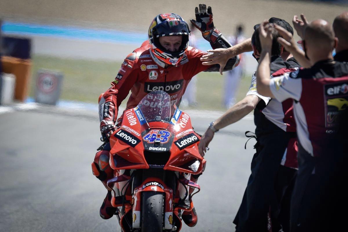 La firma Vavel MotoGP Jerez 2021: Vuelve el mejor Miller