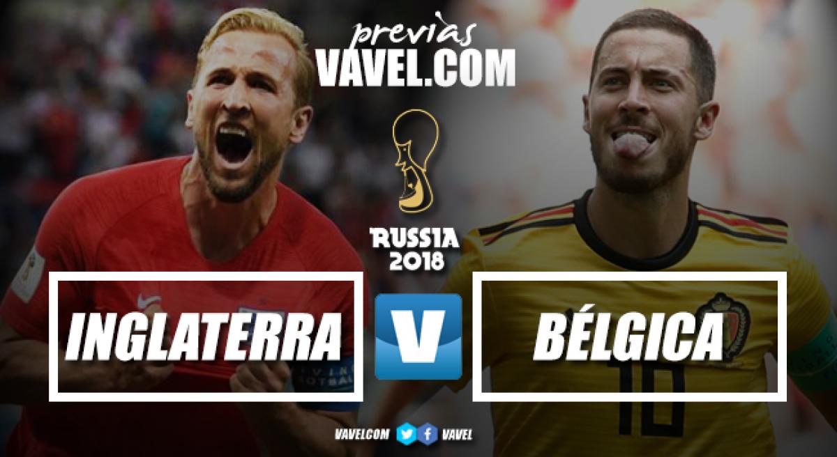 Russia 2018 - Inghilterra e Belgio si sfidano per il primato del Gruppo G