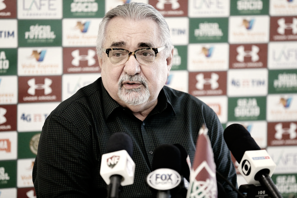 """Em seu retorno ao Fluminense, Paulo Angioni afirma: """"Sou Tricolor de berço"""""""