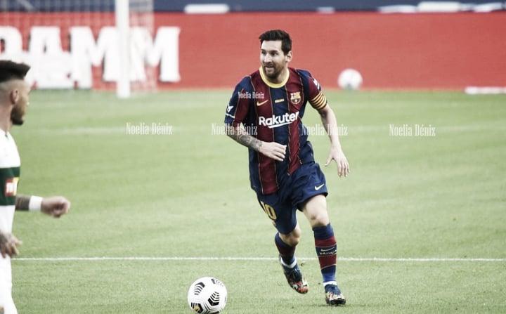 Leo Messi, a punto de conseguir otro récord