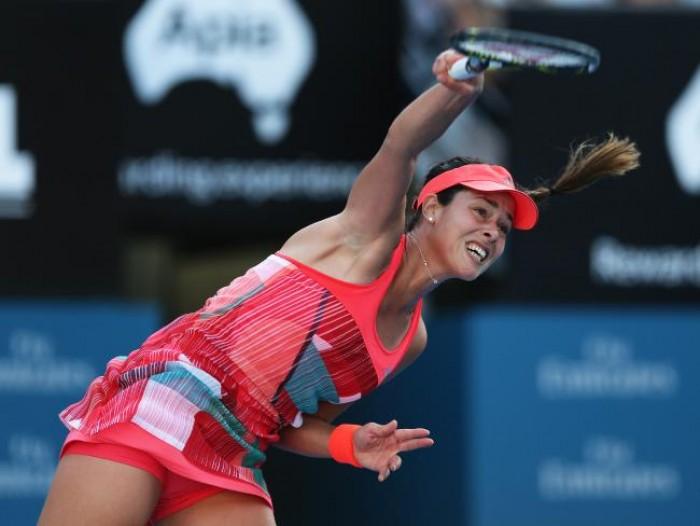 WTA Dubai: Garcia e Svitolina in semifinale, out la Ivanovic