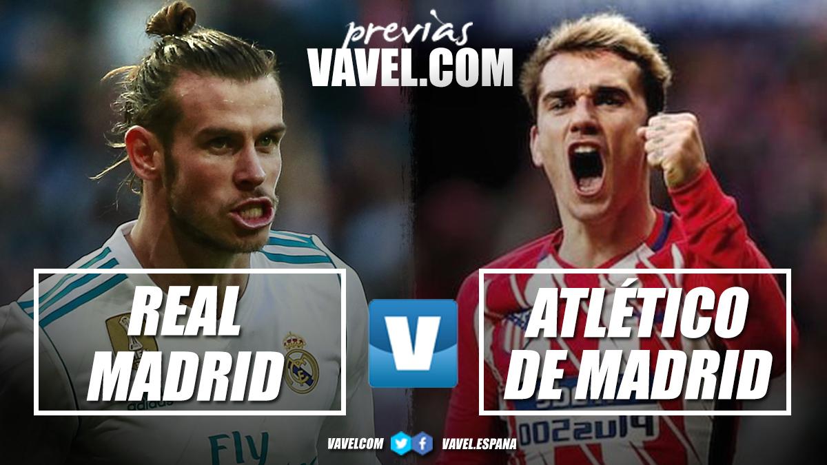 Resultado Real Madrid 0 x 0 Atlético de Madrid pela La Liga