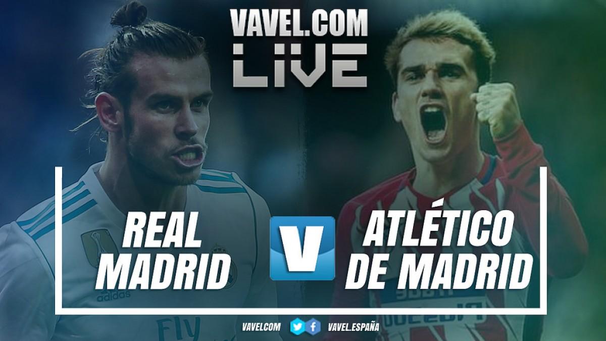 RESULTADO Real Madrid x Atlético Madrid pela Super Taça da Uefa (2-4)