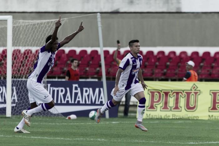 CSA goleia Guarani de Juazeiro e conquista primeira vitória na Série D