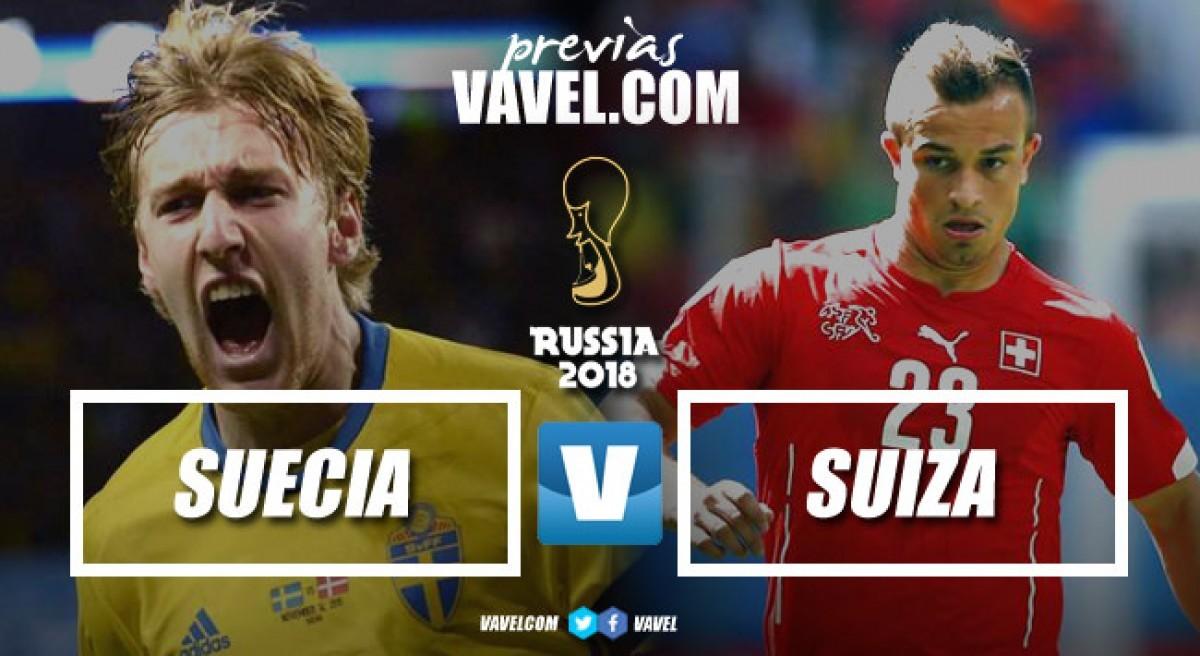 Mondiali Russia 2018 - Svezia e Svizzera: le due sorprese a confronto