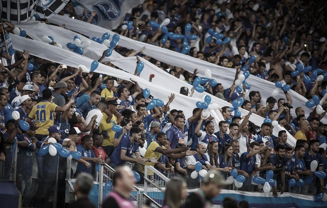 Cruzeiro estabelece valor de ingresso em R$10 para setores inferiores do Mineirão