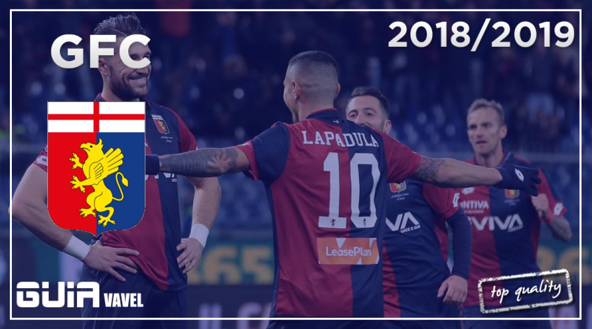 Guía VAVEL Serie A 2018/19: Genoa, la enésima reinvención