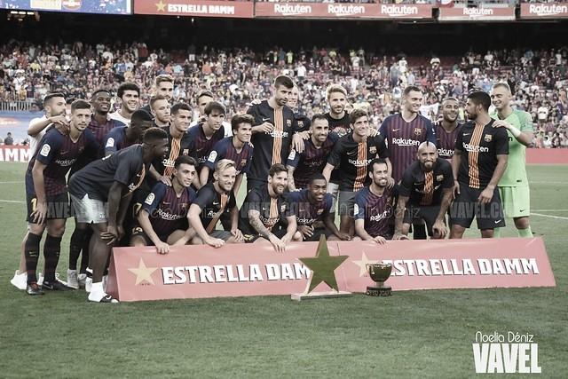 El Arsenal, rival del Barça en el Gamper