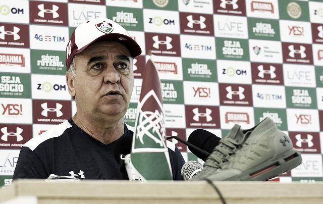 Marcelo Oliveira aposta na regularidade para Fluminense subir na tabela do Brasileirão