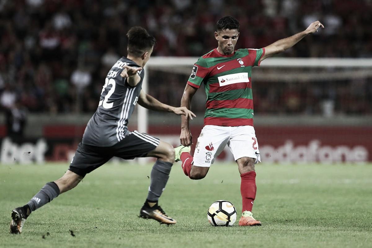 Antevisão Benfica-Marítimo