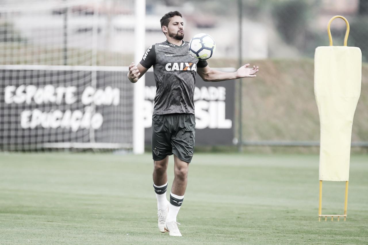 Após 11 rodadas, Gabriel retorna à zaga do Atlético-MG contra a Chapecoense