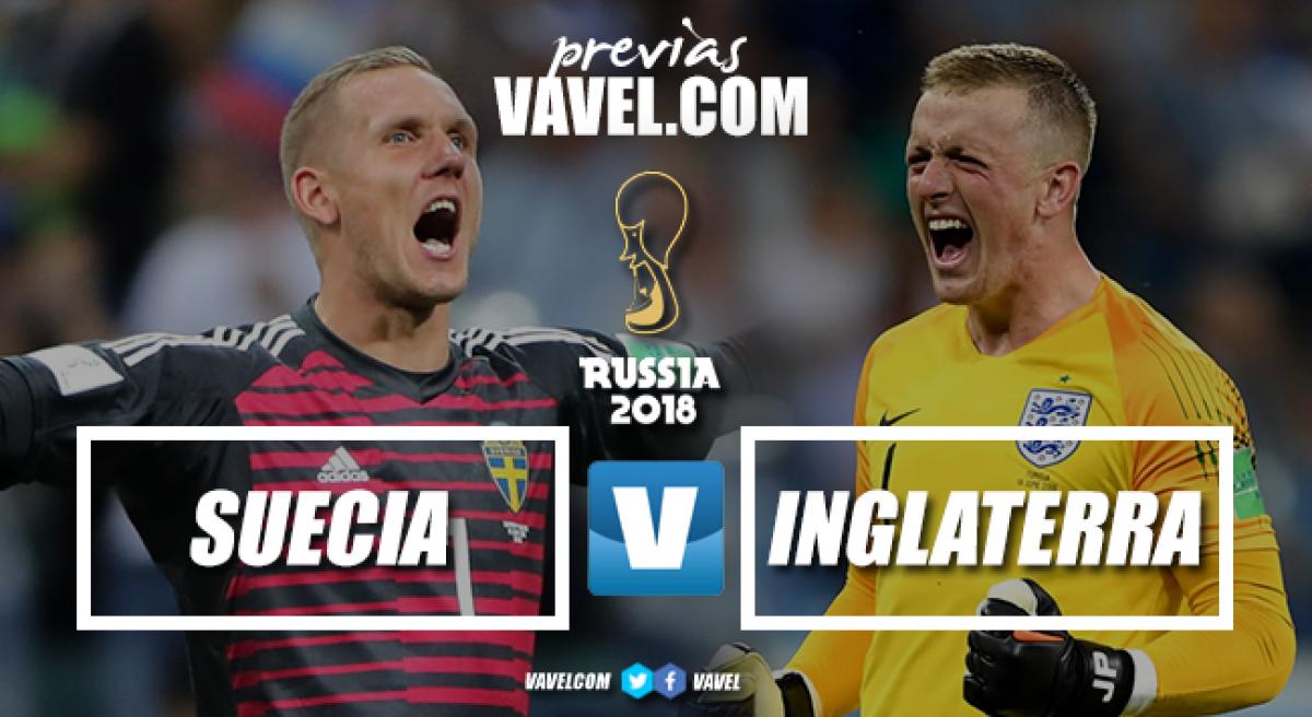 Svezia - Inghilterra, a confronto due modi diversi di fare calcio