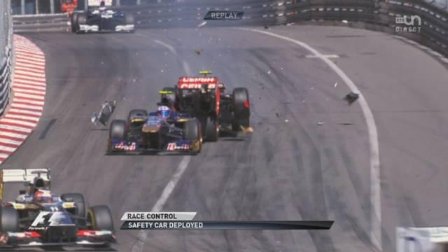GP de Monaco : côté français, ce n'est pas la joie