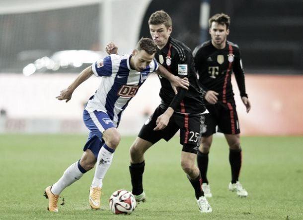 Bayern de Munique duela com Hertha Berlin no jogo que pode dar título alemão