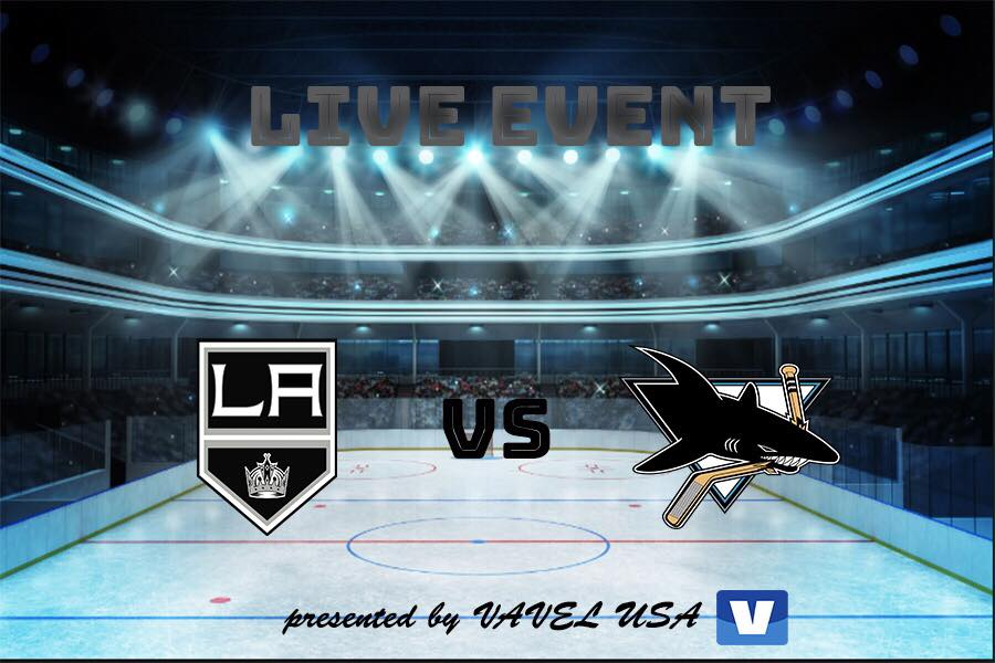San Jose Sharks vs Los Angeles Kings: Live Stream, Updates and Commentary of NHL 2018/19