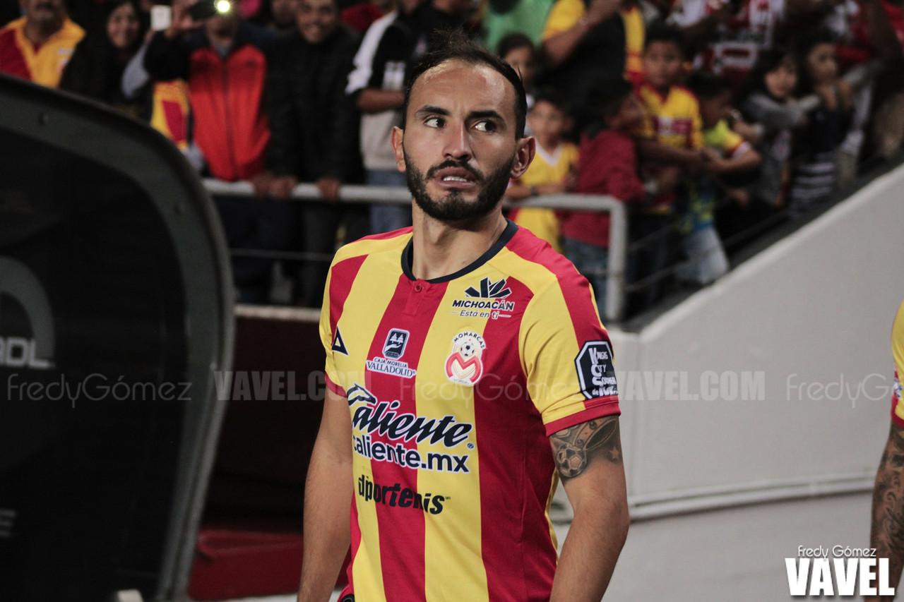 Carlos Guzmán jugará con Necaxa