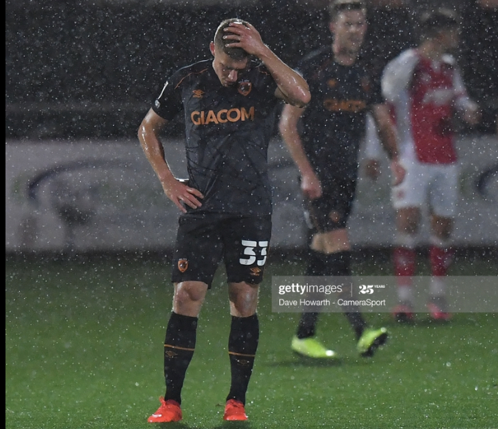 Fleetwood Town 4-1 Hull City: Saunders runs Tigers ragged as City's unbeaten run comes to an end