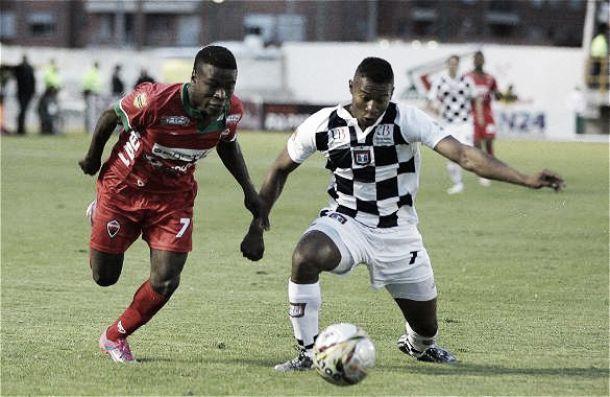 Grupo F, Copa Águila: se mantiene el líder
