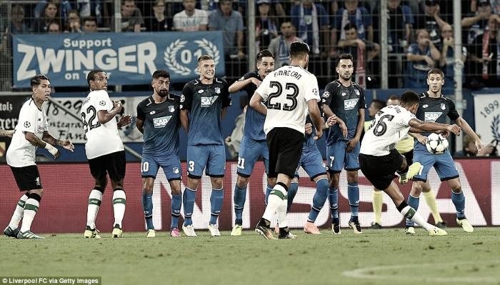 Anfield riapre le porte alla Champions: l'Hoffenheim tenta il miracolo