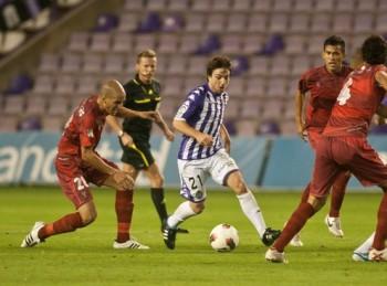 Real Valladolid 3-0 Córdoba CF: Pucela pone fin a la ilusión cordobesista
