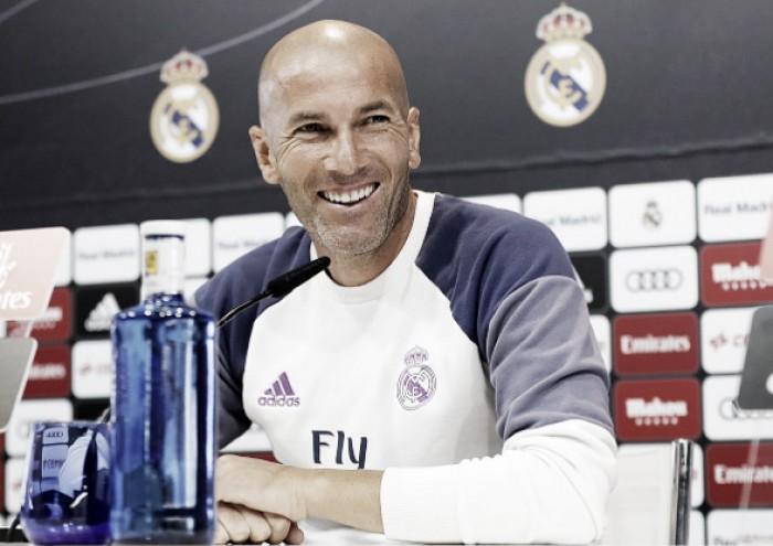 Zidane se enfurece com a FIFA: ''Meus filhos nasceram aqui,é absurdo que eles não possam jogar futebol''