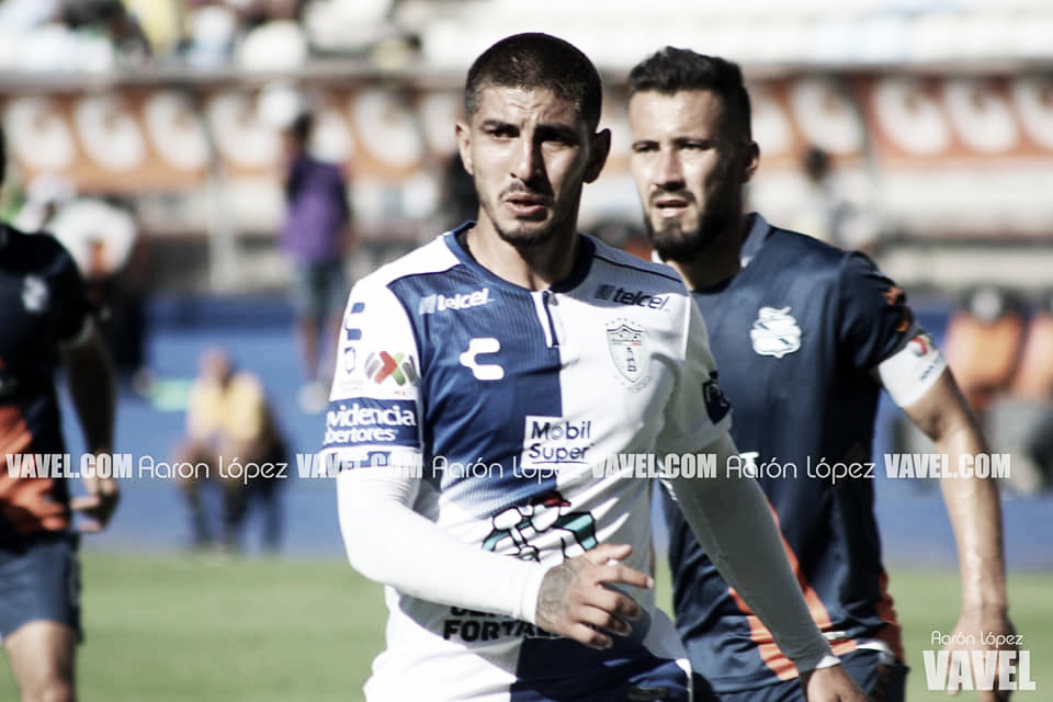 Víctor Guzmán regresa al redil