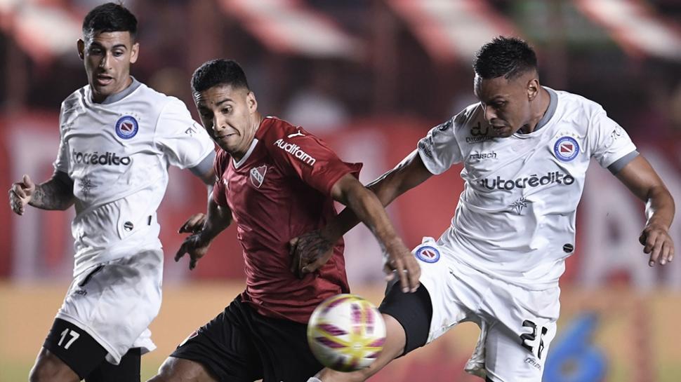 """El """"Bicho"""" debutará ante Independiente"""